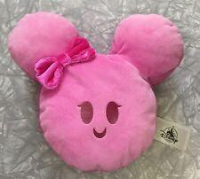 New listing Disney Parks Disneyland Resort Food Series Pink Macaron Plush Toy Minnie Mouse