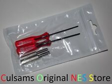 Retro Video Game and System console Cleaning and Repair Security Bit Tool Set