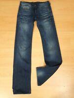 KAPORAL 5 W 24 Taille 34 Pantalon jeans jean denim bleu femme MOUNIA