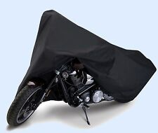 KAWASAKI 2000 VULCAN 2000 Heavy Duty Motorcycle Cover Black