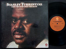 STANLEY TURRENTINE Have You Ever Seen The Rain LP FANTASY F-9493 David T. Walker