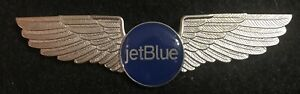 JET BLUE AIRLINES FIRST OFFICER WING 1ST ISSUE