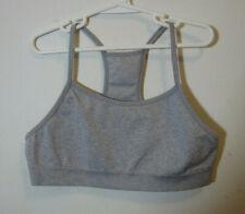 Athleta G!RL Size XL/14 Active Wear Top Unlined Gray