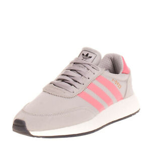 ADIDAS ORIGINALS I-5923 Sneakers EU36 UK3.5 US5 Contrast Leather Thick Sole