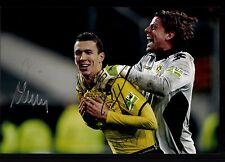 Ivan Perusic Roman Weidenfeller Borussia Dortmund Foto 20x30 Orig Sign+G 15970
