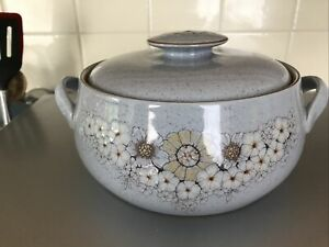 Denby Reflections Casserole Dish With Lid 18cm