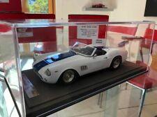 1/18 MG Ferrari 250 GT California swb faro dritto, bianco/blu - no cmc, bbr, mr