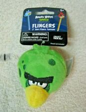 """Angry Birds Space Flingers 2"""" Soft Pencil Toppers NWT Rovio"""
