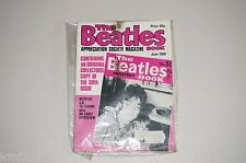 Beatles Appreciation Society Monthly Book June 1980 No.50 Excellent Condition