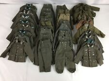 Huge Lot Of Dragon 1/6 Scale Military Figure Uniforms American & German