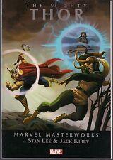MARVEL MASTERWORKS MIGHTY THOR VOL 2 SOFTCVR TP JOURNEY INTO MYSTERY 101-110 NEW