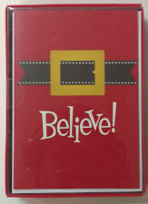 """""""Believe in the Spirit of Christmas!"""" Greeting Cards, Box of 16 + Envelopes"""