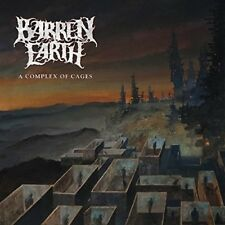 Barren Earth - Complex Of Cages [New CD] Special Ed, Digipack Packaging, Germany