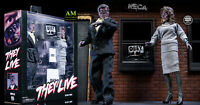 NECA JOHN CARPENTER`S - THEY LIVE - RETRO ACTION FIGUREN 2-PACK - NEU/OVP