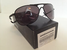 NEW Oakley Crosshair Sunglasses Polished Black with Warm Grey OO4060-05