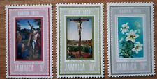 1970 Jamaica Full Set Of 3 Stamps - Easter - MNH - Commonwealth