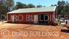DuroBEAM Steel 30x60x14 Metal Prefab Garage Buildings Auto Body Workshop DiRECT