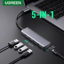 UGREEN USB C Hub 4 Ports Type C to USB 3.0 Hub Adapter for Mac Pro, iMac,Samsung