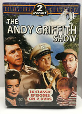 The Andy Griffith Show Collector's Classics 2 DVD Set 16 Classic Episodes