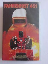 Fahrenheit 451 VHS