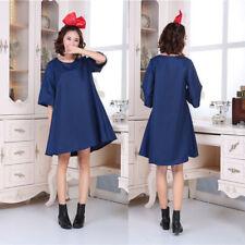 Kiki's Delivery Service Cosplay Costume Blue Dress Halloween Fancy Dress Set US
