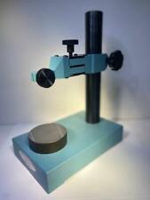 New American Sun Usa Made Dial Indicator Micro Adjustable Comparator Stand