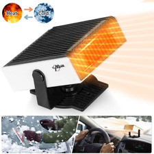 New listing Portable Car Heater,12V/150W Fast Heating Quickly Defrost Defogger Demister Heat