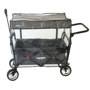 FUXTEC rain cover for folding/foldable wagon CT700