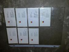 7 Business Cards from Apple Computer Inc Campell CA