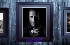 Christopher Heyerdahl Hell Wheels SIGNED AUTOGRAPH FRAMED 10x8 REPRO PHOTO PRINT