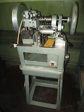 Ombi (Italy)Ftr10 Boston Link Chain Making Machine - Excellent!