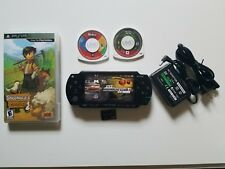 PlayStation portable PSP 1001 w/ 3 games &2GB Memory. Great condition! Free ship