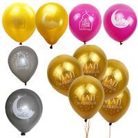 eid mubarak ballons jouets gonflables festival de décoration décor de fête