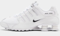 Nike Shox Mens Casual Running Shoes EZ NU 501524-106 White Black