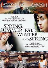 NEW Spring, Summer, Fall, Winter... and Spring (DVD)