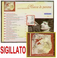 "LUCA BONAFFINI "" SCIALLE DI PAVONE "" CD SIGILLATO   (PIERANGELO BERTOLI)"