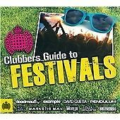 Ministry Of Sound - Clubbers Guide to Festivals (3 X CD)