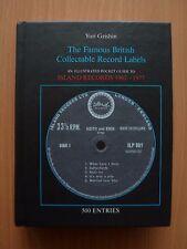 AN ILLUSTRATED POCKET GUIDE TO ISLAND RECORDS 1962–1977 Yuri Grishin Юрий Гришин