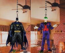 DC Comics Batman Villain Joker Ceiling Fan Pull Light Lamp Chain K1361 BE