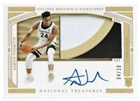 /10 Aaron Nesmith 2020-21 National Treasures RPA Patch Auto Autograph RC ROOKIE