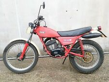 FANTIC MOTOR TRIAL 125 - 1979 CON TARGA E DOCUMENTI
