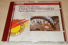 GRANADOS-DANZA ESPANOLA/DE FALLA/ALBENIZ-PHILIPS CD 1992-PEPE & CELIN ROMERO