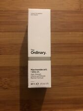 The Ordinary Niacinamide 10% + Zinc 1% 30ml UK
