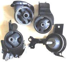 9R1728 4pc Motor Mounts fit AUTO 2.0L Engine 2003 - 2008 Hyundai Tiburon TUSCANI