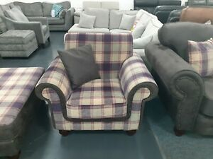 County accent chair. Ex ScS stock