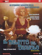 Il delitto del diavolo versione restaurata Dvd Tonino Cervi