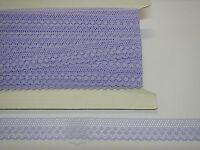 Flat Lace Lilac (170) - 20 metres