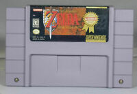 Legend of Zelda A Link To the Past - Nintendo SNES Game Authentic