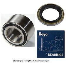 KOYO Front Wheel Hub Bearing&Seal Set for LEXUS SC430 02-10 TOYOTA Supra 87-98