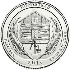 2015 HOMESTEAD NATIONAL MONUMENT (NEBRASKA)  P&D SET ***** IN-STOCK*****